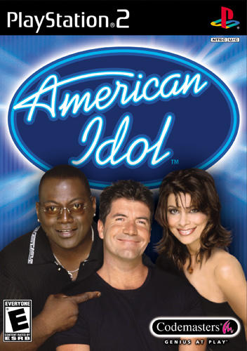 Codemasters disasters #3 American Idol / Pop Idol
