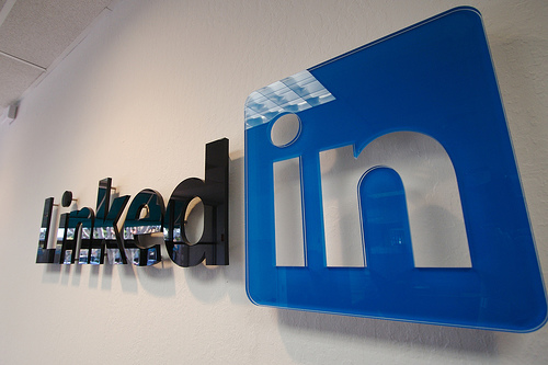 Join me on Linkedin