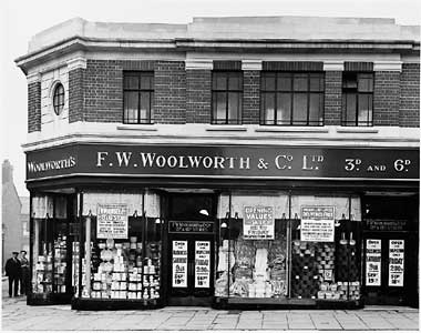 The Wonder Of Woolworths Bruce On Games