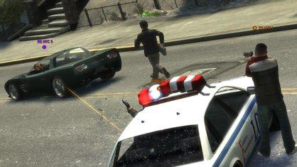 Violent games cut crime