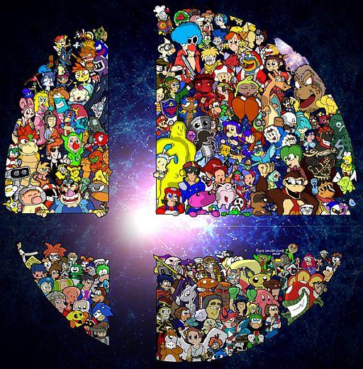 Super Smash Bros.Brawl and the fanboys
