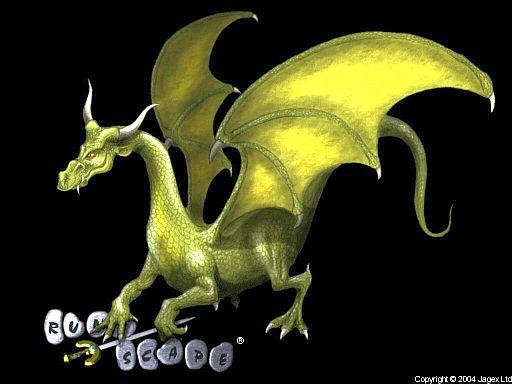 runescape-dragon