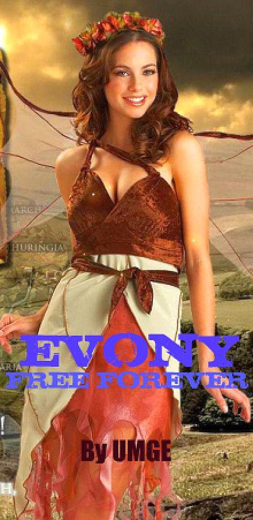 Evony advertisement