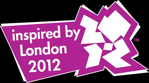 London 2012 Logo Olympics. Inspired by London 2012 logo