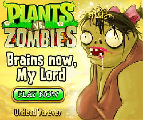 Plants Vs Zombies Evony parody
