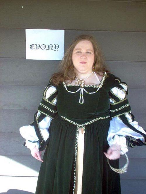 Queen of Evony 5