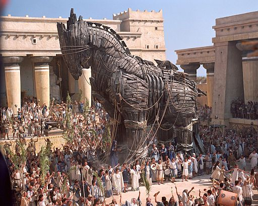 Trojan s point of view on the trojan war