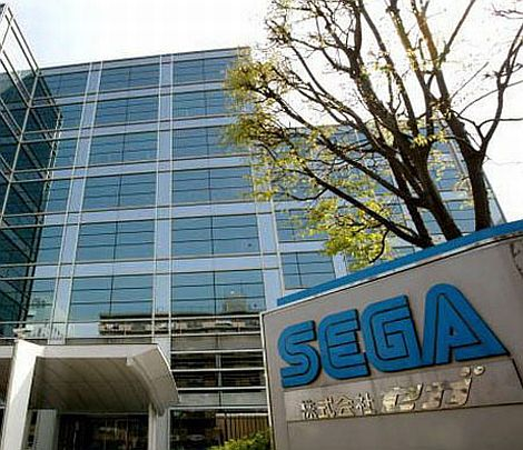 Sega headquarters