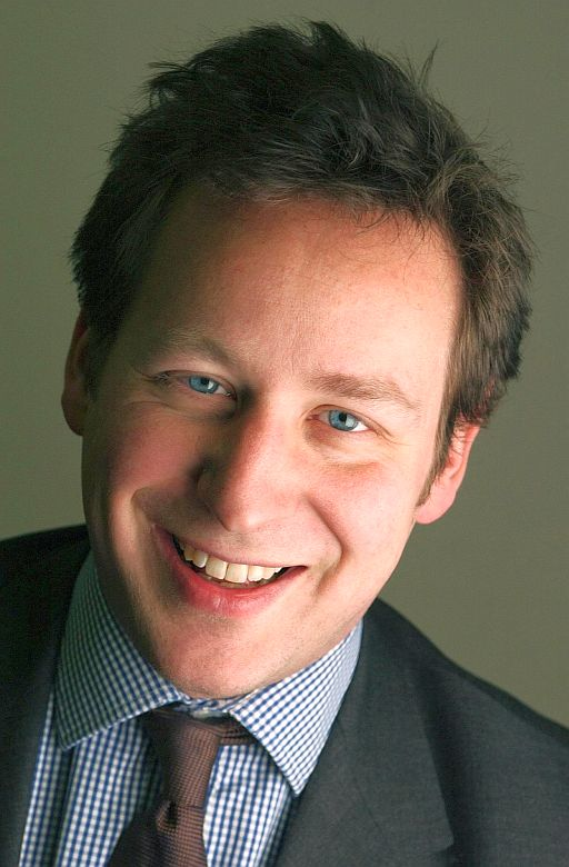 Ed Vaizey, Shadow minister for the arts.